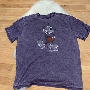 NWOT Men's Disneyland Mickey Mouse Shirt